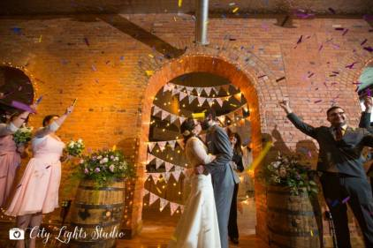 Val & Jordan: photo courtesy of City Lights Photography